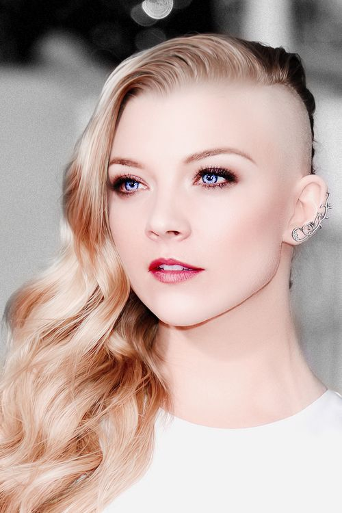 NATALIE DORMER - GLAM WITH AN EDGE.
