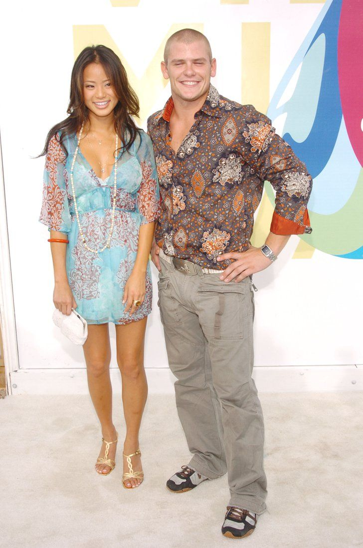 Pin for Later: This Is What the MTV VMAs Looked Like 10 Years Ago Jamie Chung Arrived With the Real World Cast