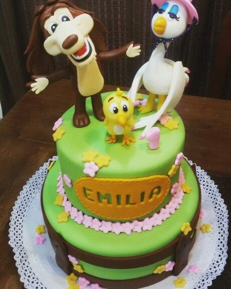 Torta Perro Chocolo