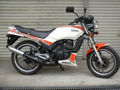 Thread Yamaha Rd 125 Lc