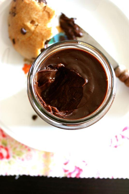 Pâte à tartiner chocolat-noisette