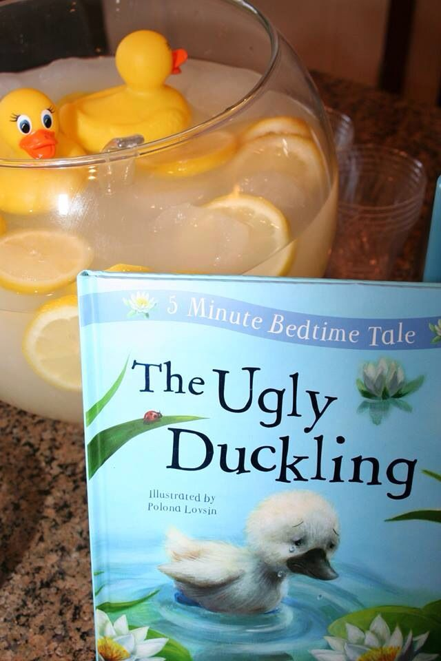 Ducky Baby Shower Punch Part - 26: Storybook Baby Shower - Punch