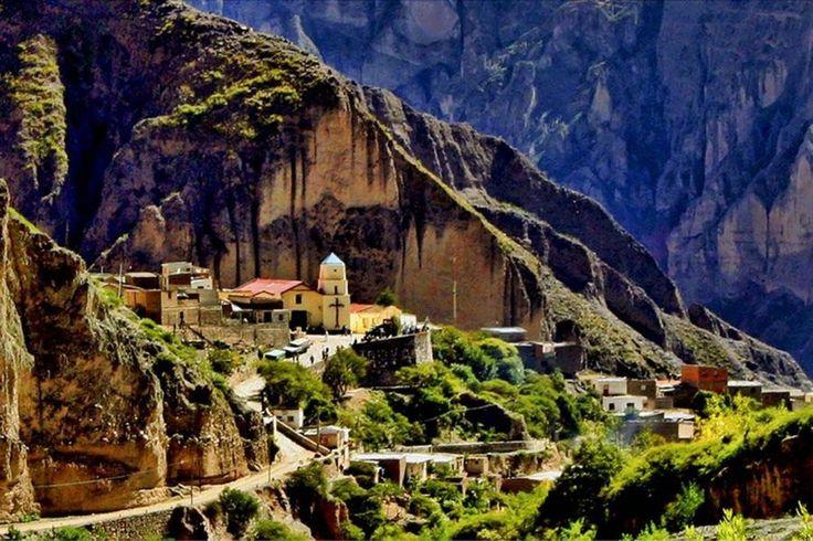 Iruya es un pueblo de la provincia de Salta (Argentina)