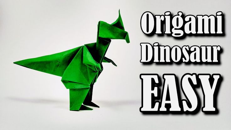 Very easy origami man