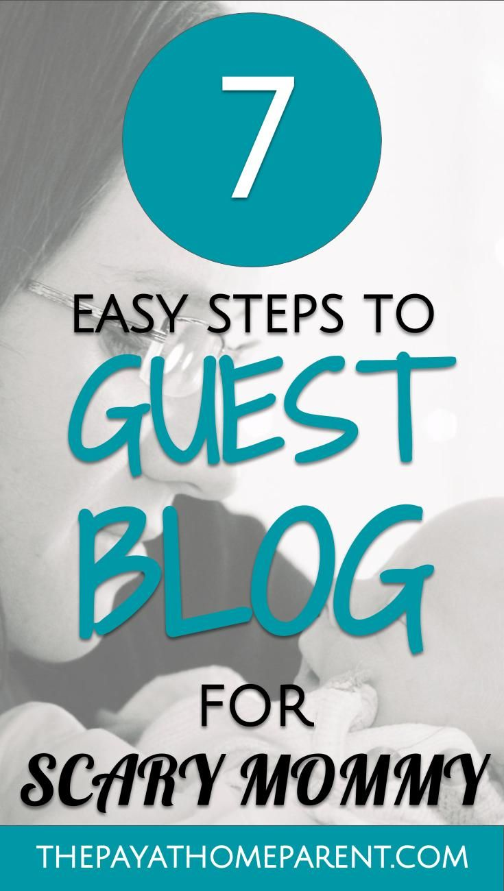 7 Easy Steps To Guest Post On A Popular Blog | Blogging