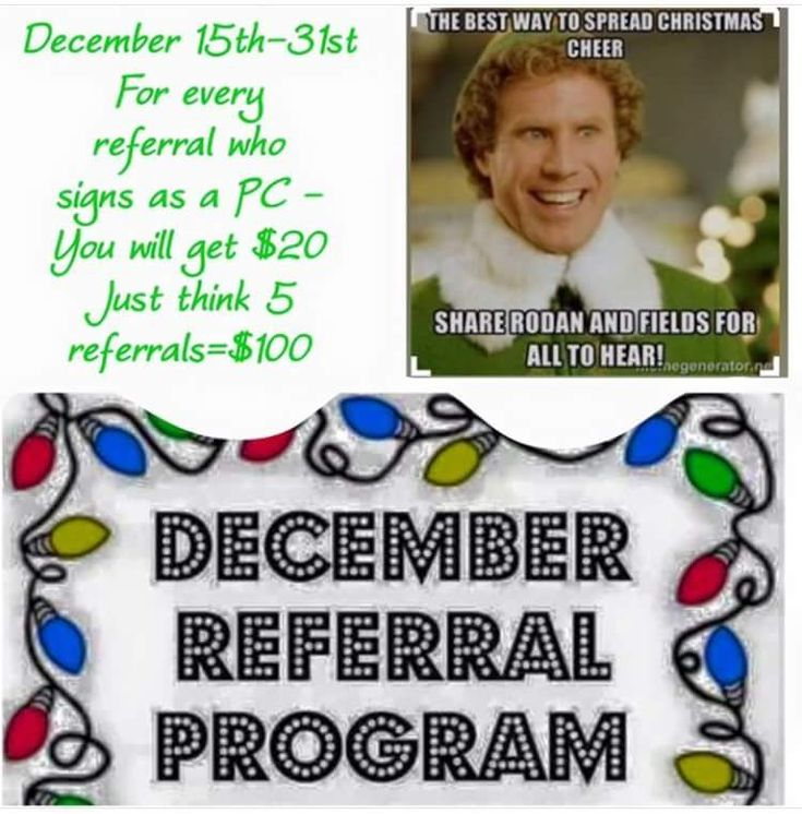 Fine Lines, Wrinkles, Brown spots, Age spots, Sun damage, Acne, Post acne marks, Sensitive skin, Facial redness, Loss of firmness Rodan and Fields can help! The holiday's are almost here and to share the Christmas cheer, I would like to let everyone know that if you refer someone and they sign up as a Preferred Customer I will credit you $20 per person in R+F products!!! 5 referrals = $100 in products! #tistheseason #lifebydesign