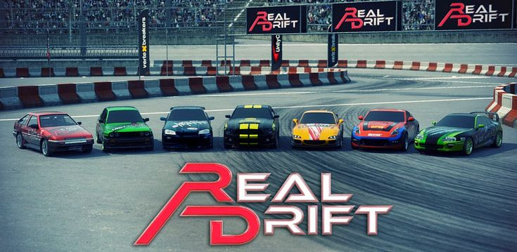 Real Drift Car Racing v3.4 - Frenzy ANDROID - games and aplications