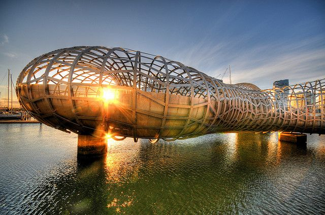Webb Bridge, Melbourne | Flickr - Photo Sharing!