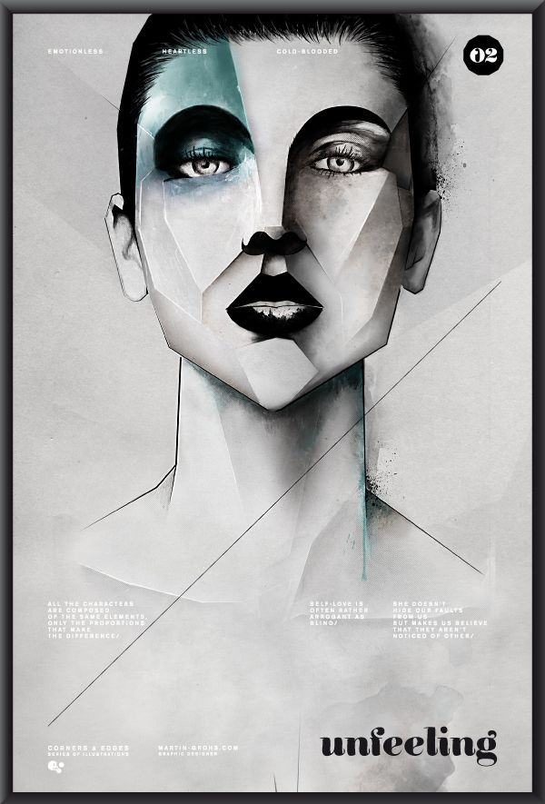AND EDGES CORNERS sensitive surface of the portrait of the beauty of the illustration.jpg