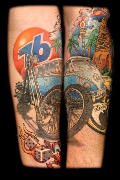 images  das vw tattoos  pinterest
