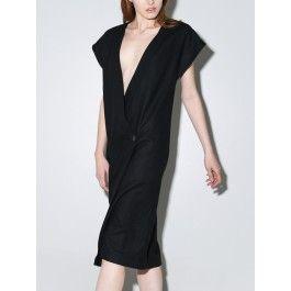 judogi dress black