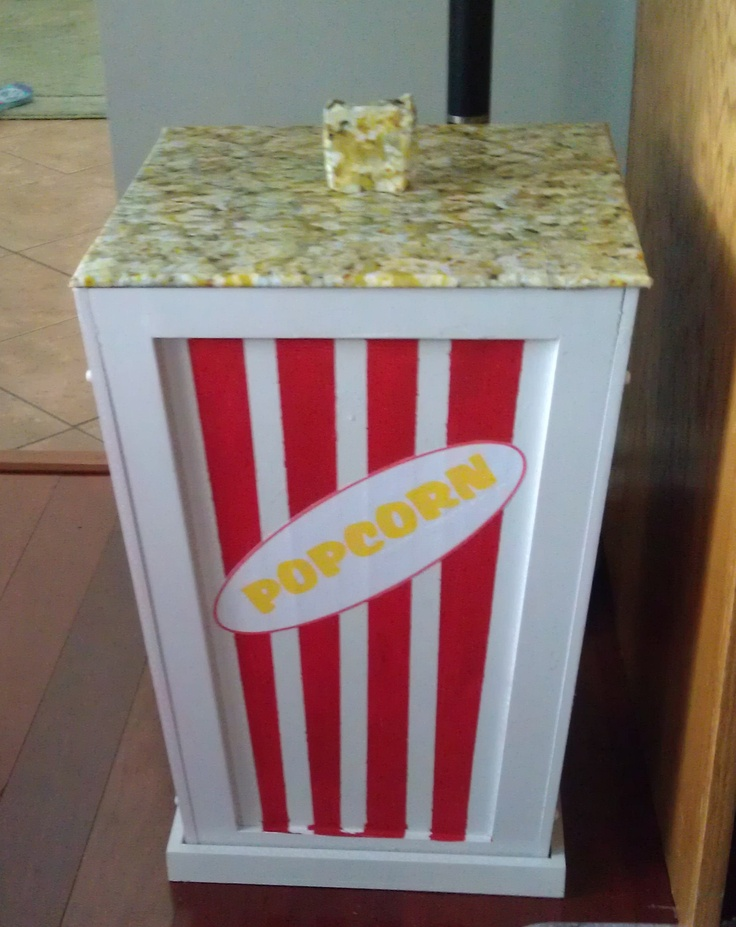 playroom movie theme FUN! could be cute for Nolan's room or a theater too!