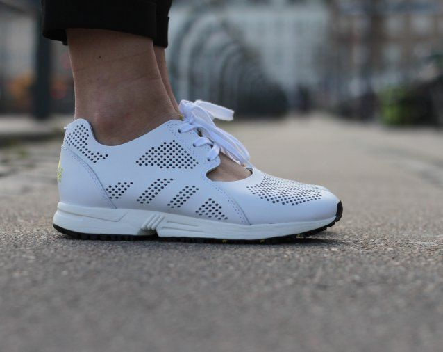 Adidas Eqt Racing White
