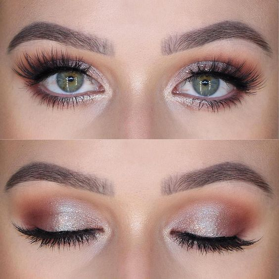 How To Get An Amazing Eye Makeup Look For Green Eyes