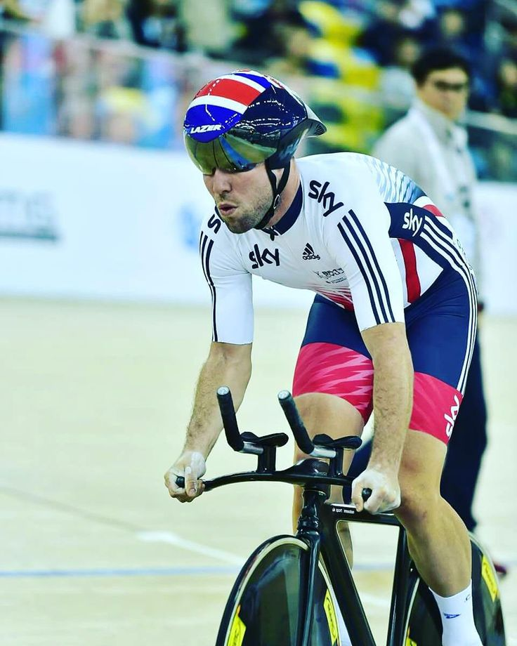 "Mark Cavendish in Lazer Wasp aero helmet the fastest helmet in the world! ___  Mark Cavendish was back for Great Britain Cycling Team at the Hong Kong UCI Track Cycling World Cup and took a promising fourth in the omnium. ""I'm really pleased personally"" said Cavendish. ""I did better than I thought I was going to do. I'd have been happy with a top ten here so to get fourth..."" ""It's been a great group atmosphere - we've won the weekend won the world cup overall so it's nice to be a part of…"