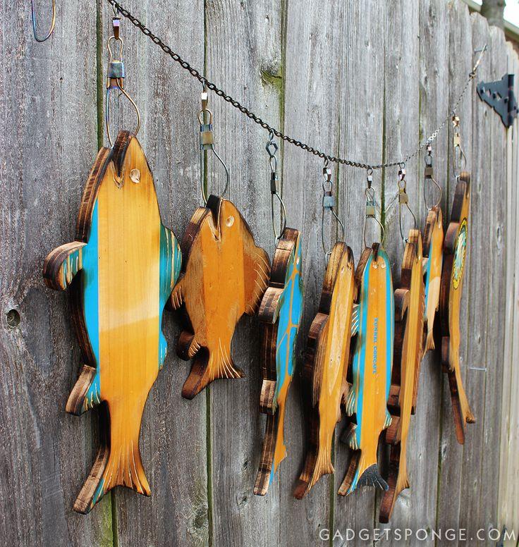 1000 ideas about water ski decor on pinterest ski decor for Fish house skis