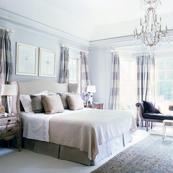 Barbara Westbrooku0027s Advice For Creating A Welcoming Home. Lilac WallsLilac  BedroomPurple ...