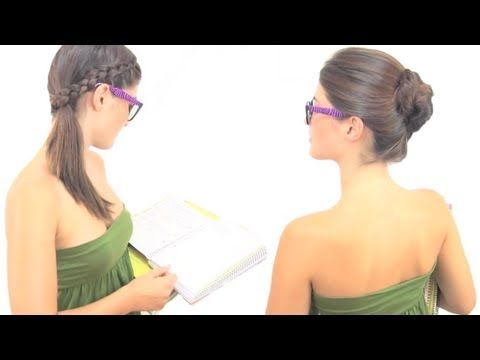 PEINADOS FÁCILES PARA IR A CLASE    Aquí os enseño 4 opciones rápidas para ir a clase. Son peinados fáciles para utilizar a diario.       Suscrebete a mis canales:  http://youtube.com/Secretosdechicas   http://youtube.com/SecretosdechicasVIP  http://youtube.com/SecretosdechicasVlog  http://youtube.com/GymVirtual    Dejar vuestros comentarios!    NO OLVIDES P...