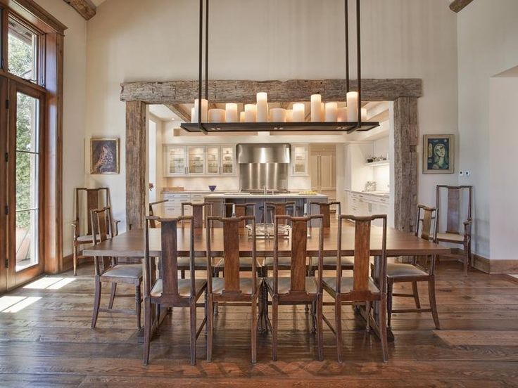 27 best images about Rustic Dining on Pinterest | Industrial, Mix ...