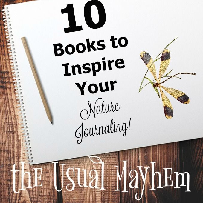 If you're looking for books to inspire your nature journaling, I've been reading up a storm lately and I've put together this list of the top 10 nature study-themed books I own or have read that make me want to get out my journal every time. Pick one or two of these for you and...Read More »