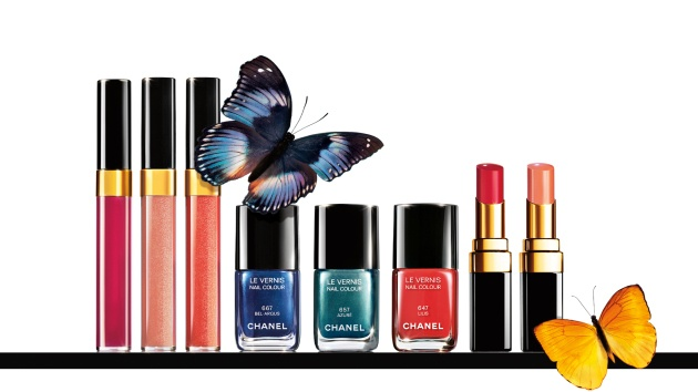 Chanel Summer 2013 Makeup Collection - see what the trendsetter has to offer for this summer!