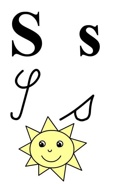 abeceda - tlačené a písané písmená a obrázok http://dum.rvp.cz/materialy/velka-abeceda.html