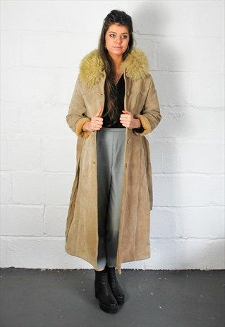 1000  ideas about Sheepskin Coat on Pinterest | Mens shearling