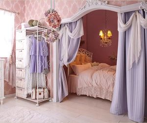 Enclosed Bed Princess Bedrooms And Teenage Girl Rooms On