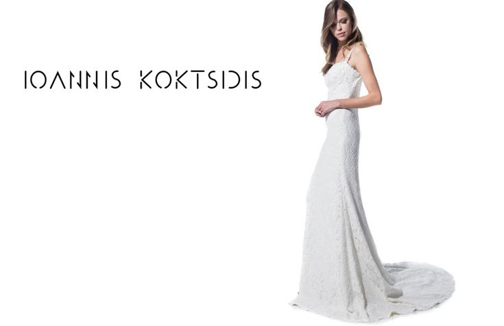 Elegant Wedding Dress which cut follows the body's shape by Ioannis Koktsidis #ioanniskoktsidis #operafhouse