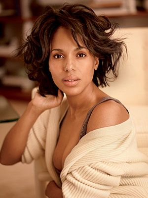 "Allure Cover Girl Kerry Washington's Beauty Secrets: Daily Beauty Reporter :  In many ways, Kerry Washington—poised, polished, and precise—is just like her Scandal character, Olivia Pope. But takes more than Prada bags and a pink Ferragamo coat to complete the actress's transformation. It takes shoes. ""I'll be standing around in..."