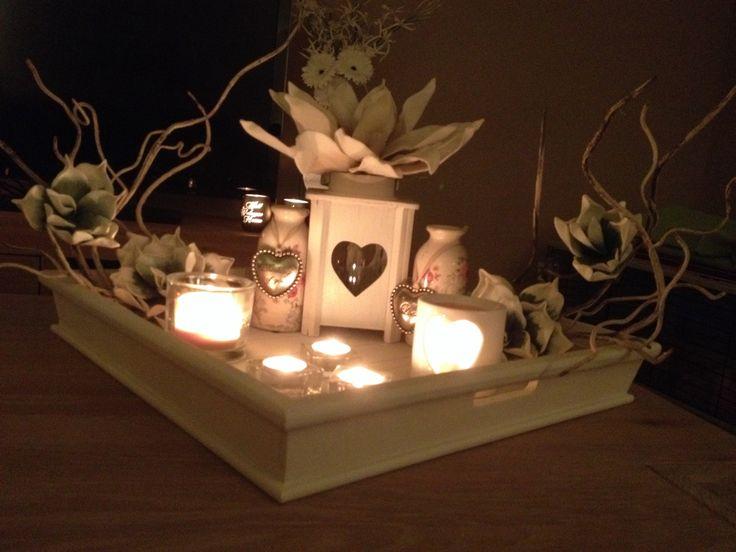 Decoratie tafel, decoration table