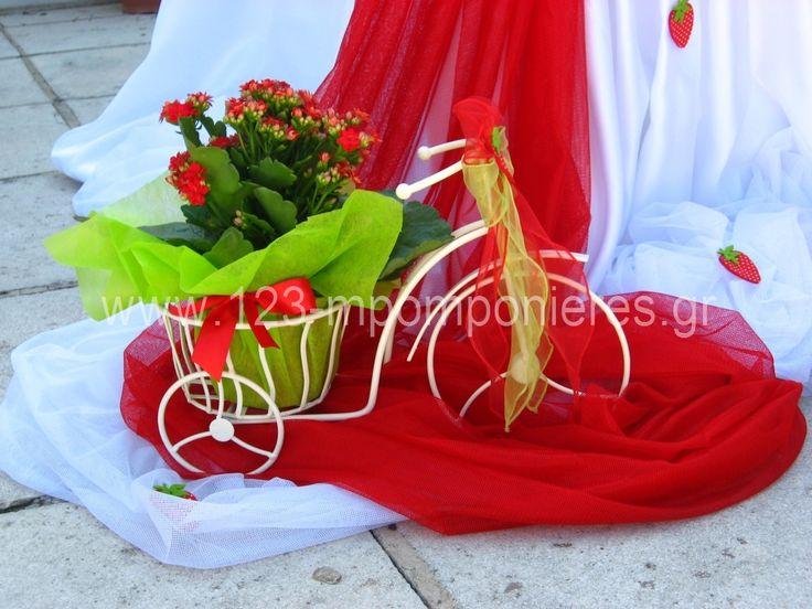 ΣΤΟΛΙΣΜΟΣ ΓΑΜΟΥ - ΒΑΠΤΙΣΗΣ :: Στολισμός Βάπτισης Θεσσαλονίκη και γύρω Νομούς :: ΣΤΟΛΙΣΜΟΣ ΒΑΠΤΙΣΗΣ ΕΚΚΛΗΣΙΑΣ ΓΙΑ ΚΟΡΙΤΣΙ - ΦΡΑΟΥΛΕΣ ΚΩΔ: FR-06