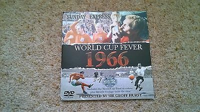 #World cup #fever 1966 dvd presented by geoff #hurst run time 50 mins,  View more on the LINK: 	http://www.zeppy.io/product/gb/2/142260393385/
