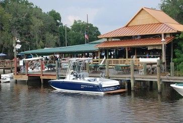 Walk ride your bike drive boat or jet ski for a for Whitey s fish camp
