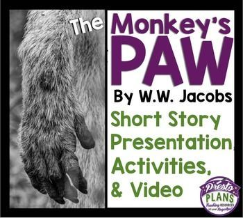 the monkeys paw understanding plot assignment essay To demonstrate your understanding of the short story you selected in the first page of the assignment) i complete plot map ii summarize the reading selection in one paragraph monkey's paw alternate ending literature.
