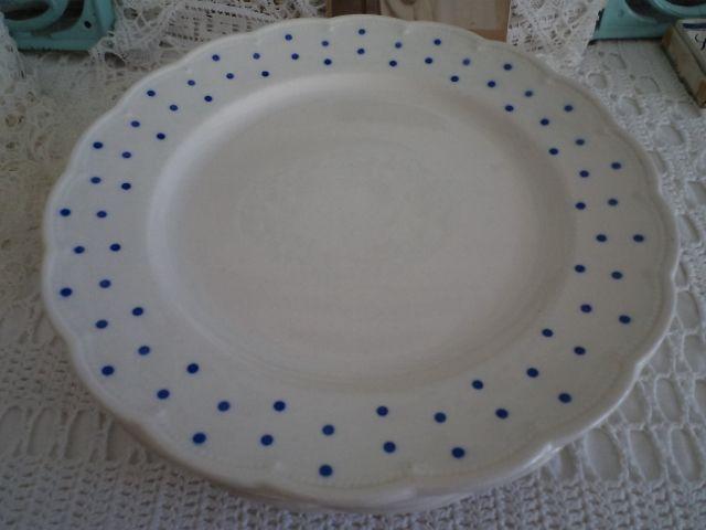 Blauw wit servies van Boch la Louviere De Blauwe Blaker - Brocante, Barok, Emaille, Serviesgoed en Woonaccessoires van vroeger.