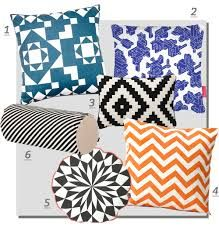 Image result for geometric cushions