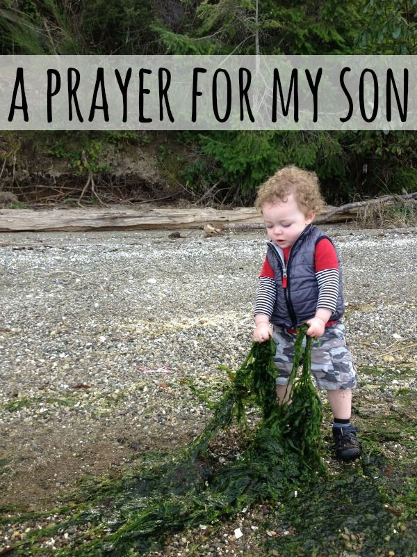 A Prayer for my Son (by a realistic Mother)...based on Tina Fey's prayer for her daughter