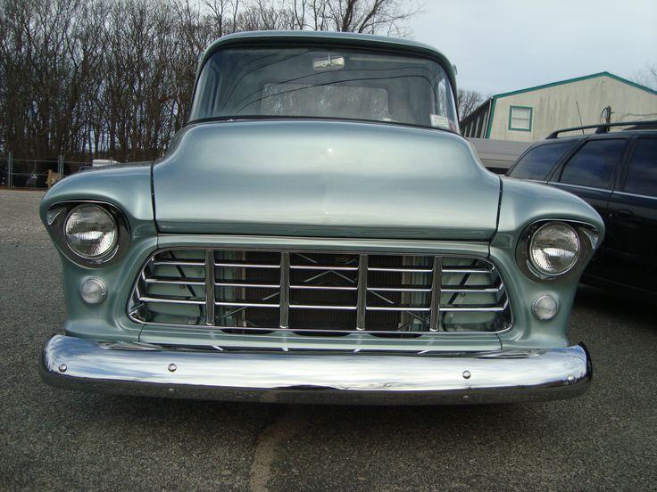 1955 chevy truck | Chevrolet Pickup Truck 1955