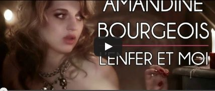 Amandine Bourgeois en concert à la passerelle. Le vendredi 27 septembre 2013 à Fleury les aubrais.