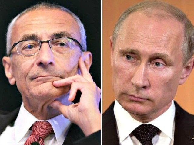 Wikileaks Bombshell: John Podesta Owned 75,000 Shares in Putin-Connected Energy Company