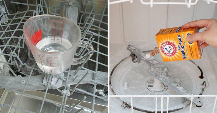 La manutenzione della lavastoviglie è indispensabile per farla durare più a lungo e per lavare bene i piatti e le pentole