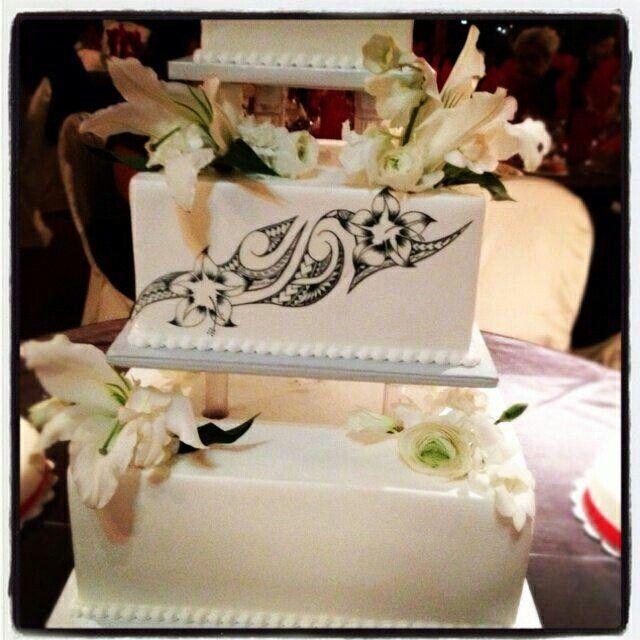 Tatau cake