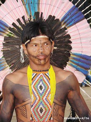 Ricardo de Melo: Índios Brasileiros