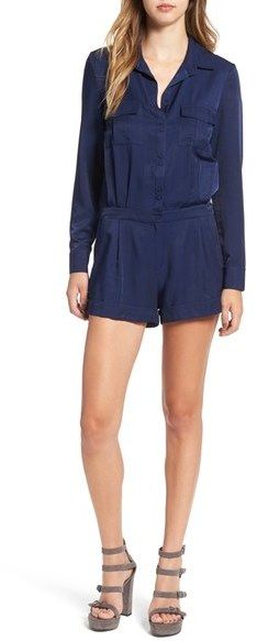 Finders Keepers the Label 'Great Heights' Romper