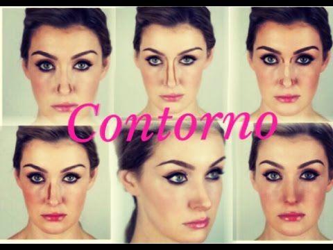 Maquiagem – contorno para cada tipo de nariz - Silhueta Feminina 7