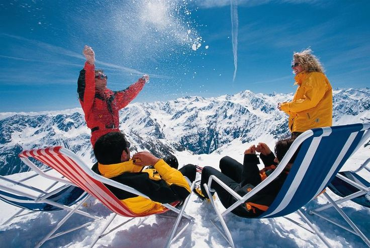 Skiing in Turkey 1