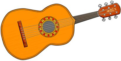 GUITARRÓN    El guitarrón mexicano es un instrumento musical de cuerdas inventado en México en el siglo XIX para tocar la sección de las notas más bajas en el mariachi. Recuerda por su forma y cordaje a la guitarra pero es más grande, ancho y con el mango proporcionalmente corto. Usa seis cuerdas, las cuales son de distinta afinación que las de la guitarra, y se toca usando dos de ellas a la vez para dar más fuerza y volumen al sonido. De este modo resulta tener una sola octava. La afinación…