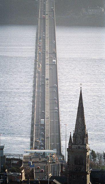 Tay Road Bridge - Fife, Scotland
