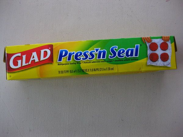#pressnseal this shit's the bomb!